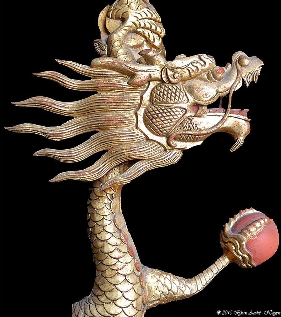 Dragons of China