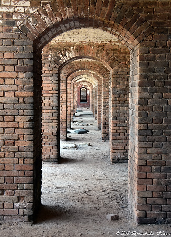 Dry Tortugas fort