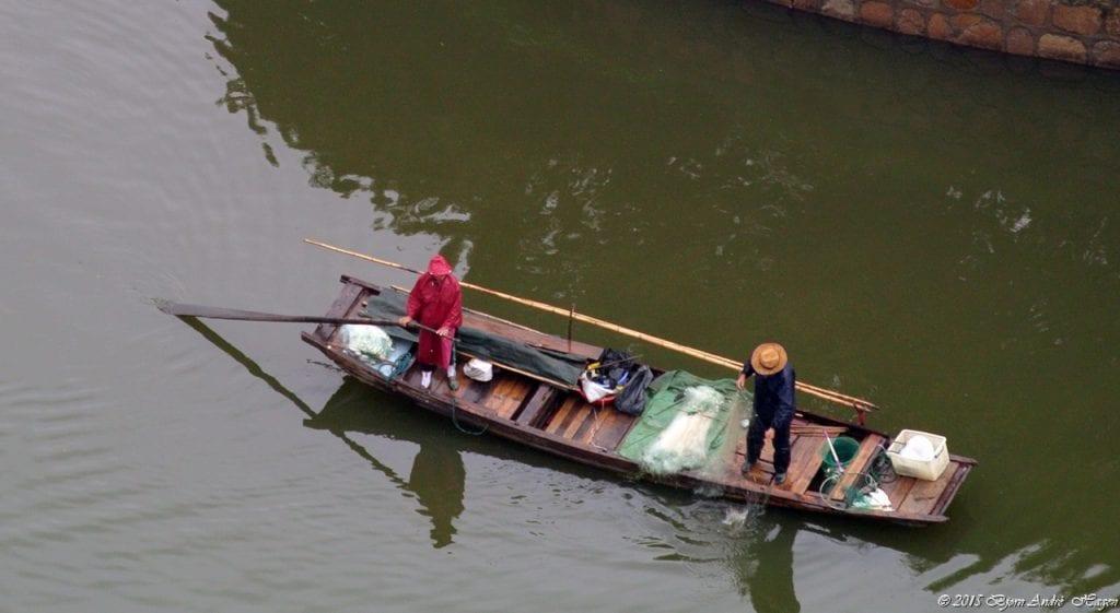 Fishing in China 02