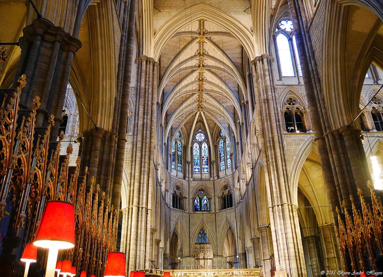 Westminster Abbey inside