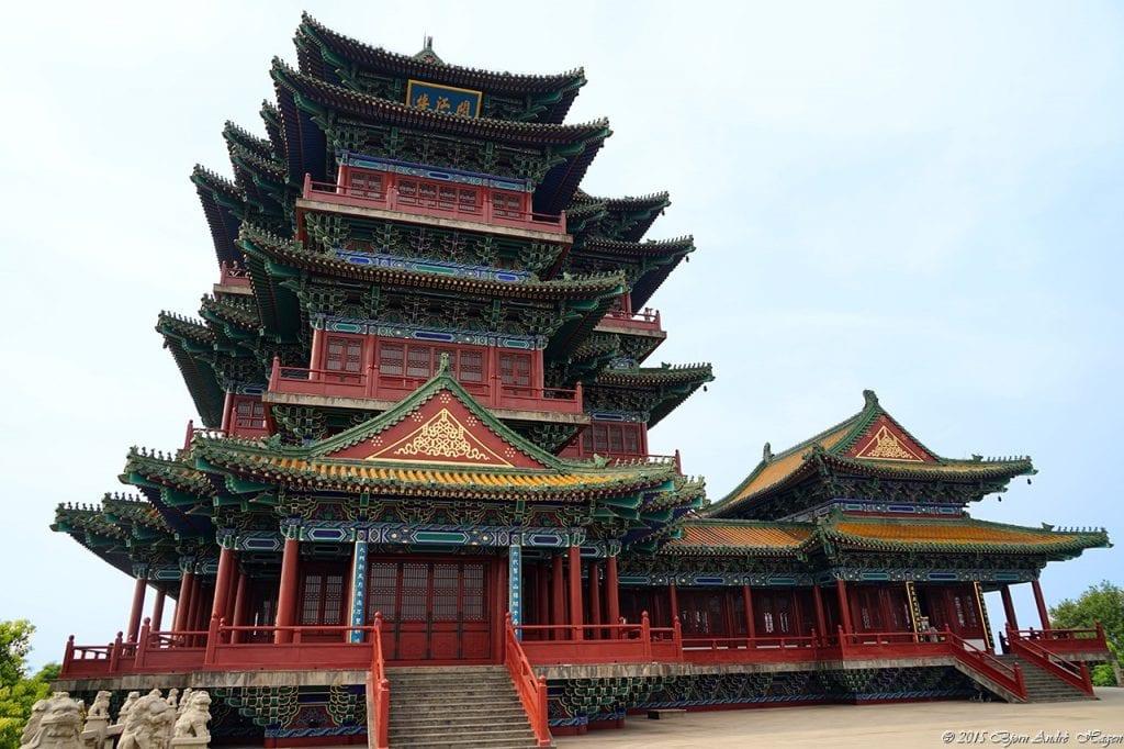 Yuejiang Tower Nanjing