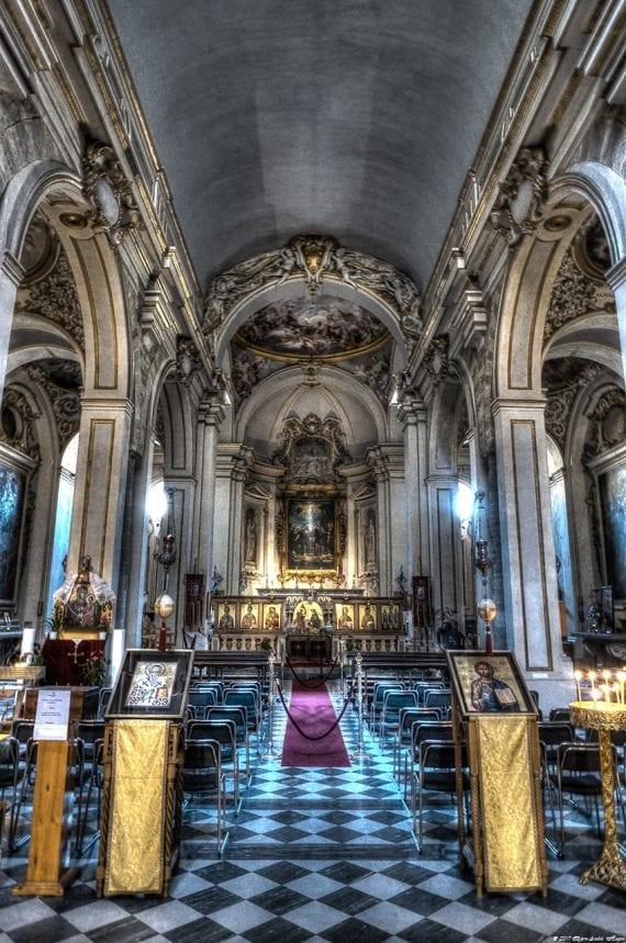 Florence Chiesa di San Jacopo Soprarno