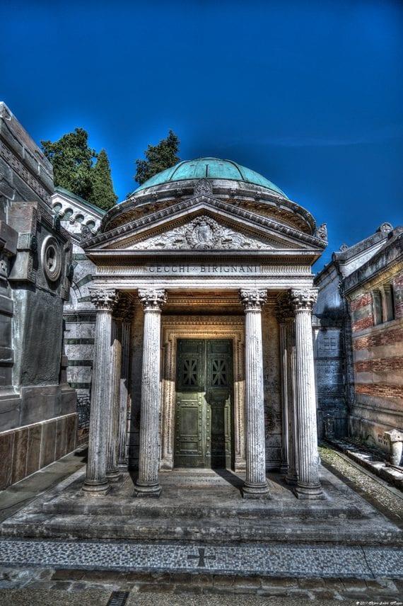 Florence graveyard Porte Sante 2