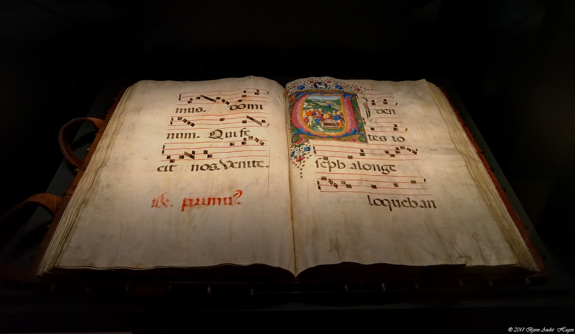 Old book 1508