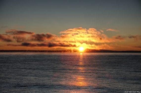 Sunrise Horten_Moss