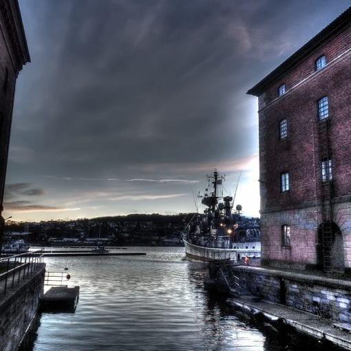 The old warship 2
