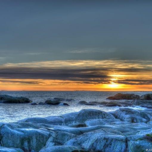 Folehavn sunset 4