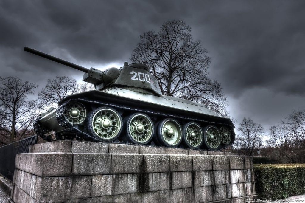Soviet War Memorial (Tiergarten) 2
