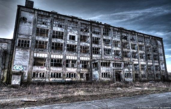 Abandoned Factory 2