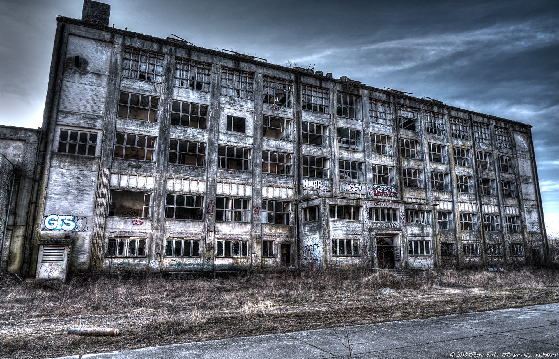 Abandoned Factory 2