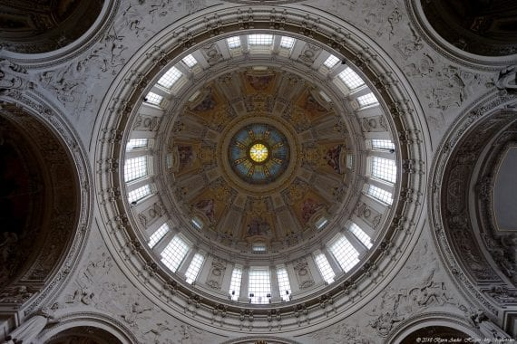 Berliner Dom roof