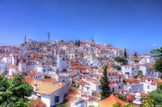 Comares - the white city 2