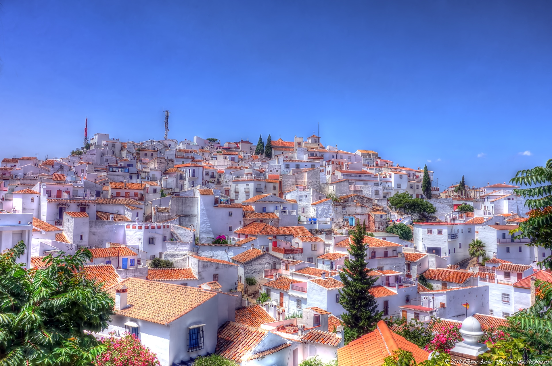 Comares - the white city 2