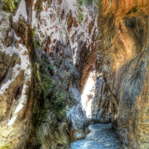 Rio Chillar canyon 3