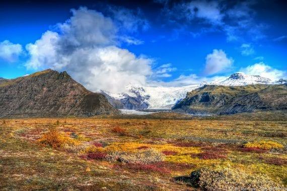 Vatnajokull-Tundra