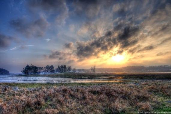 Ilene sunset