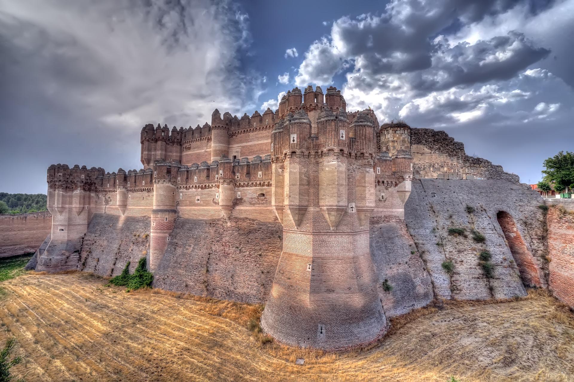 Castillo de Coca 4