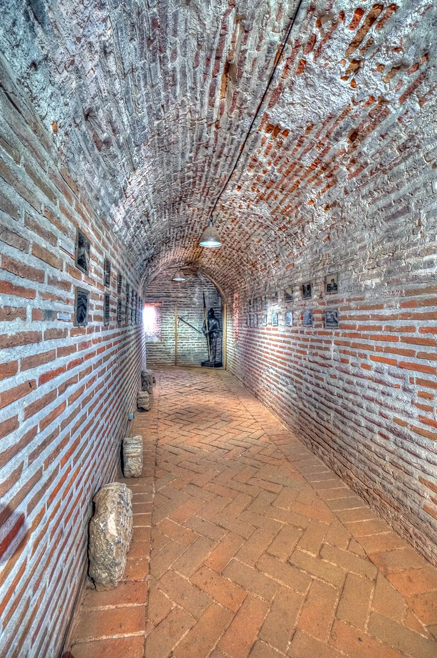 Castillo de Coca inside 1