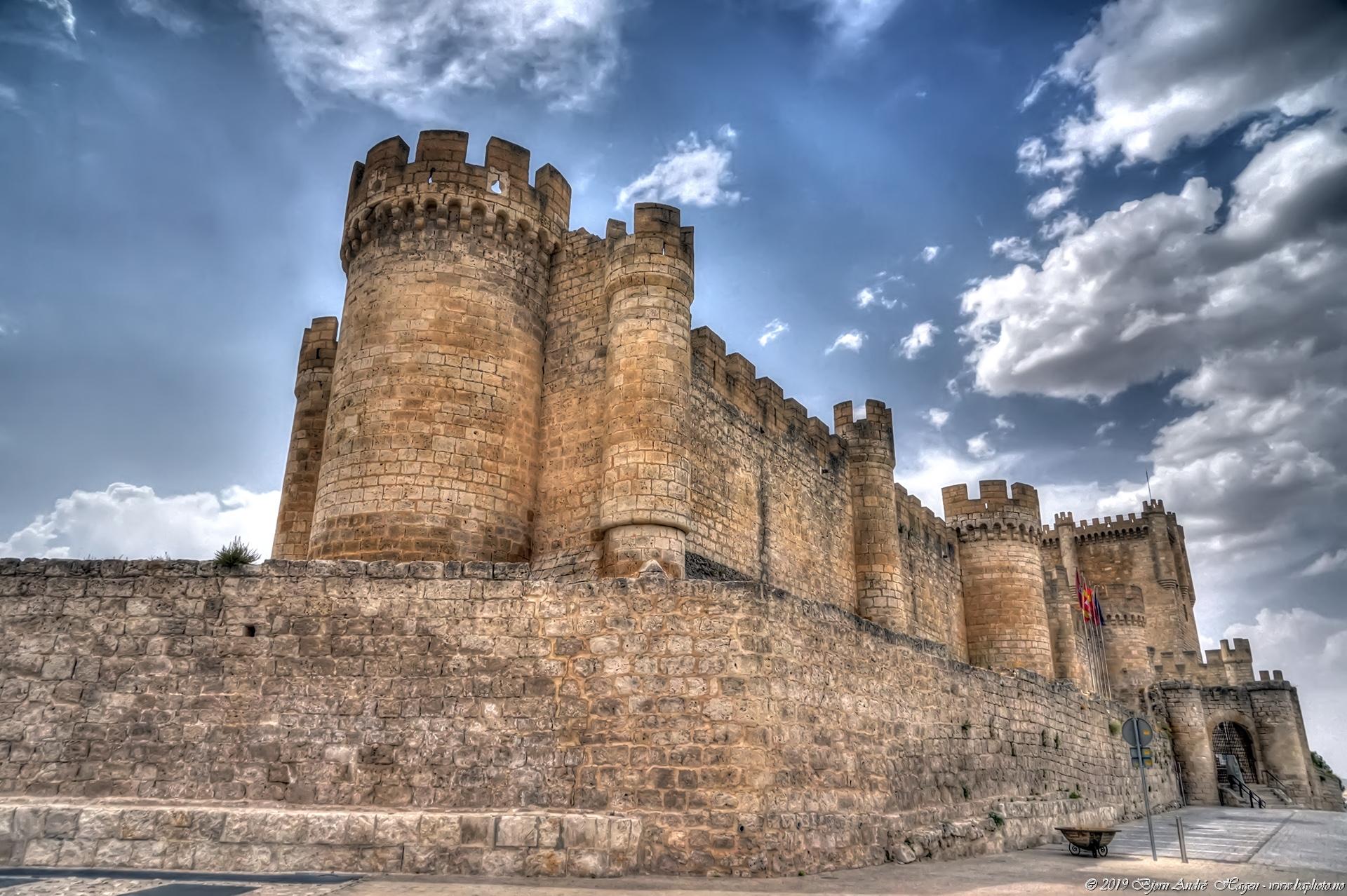 Castillo de Peñafiel 1