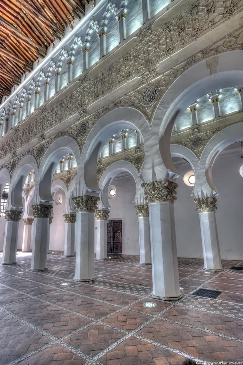 Sinagoga de Santa María La Blanca 2