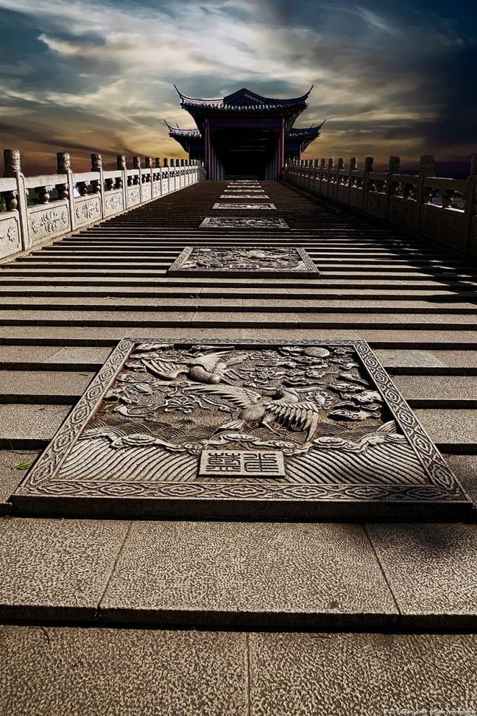 Lingyun bridge 2