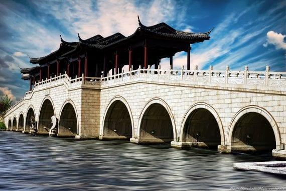 Lingyun bridge