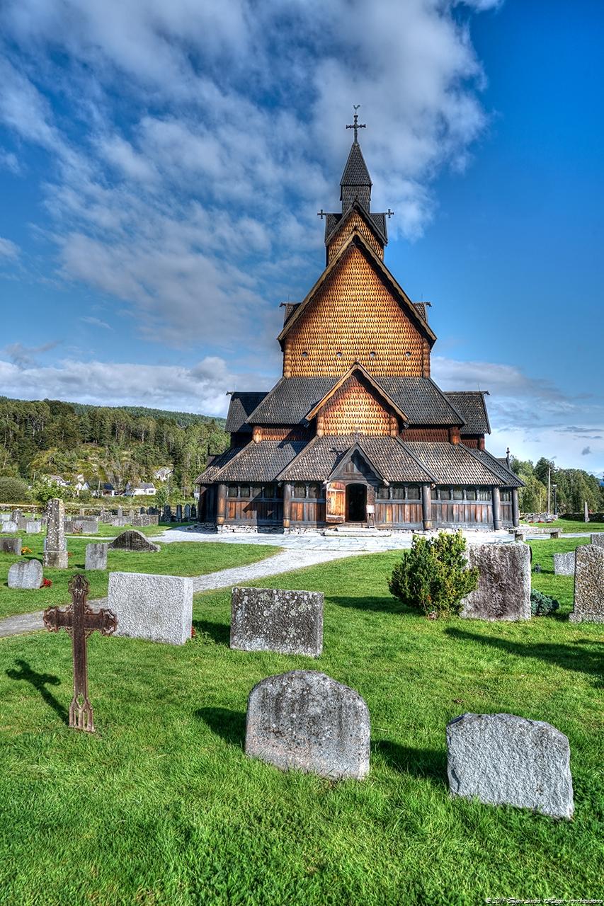 Heddal Stavkirke 2