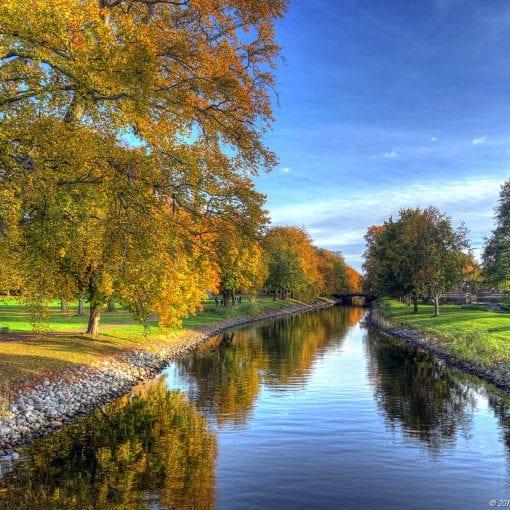 Hortens kanalen 1