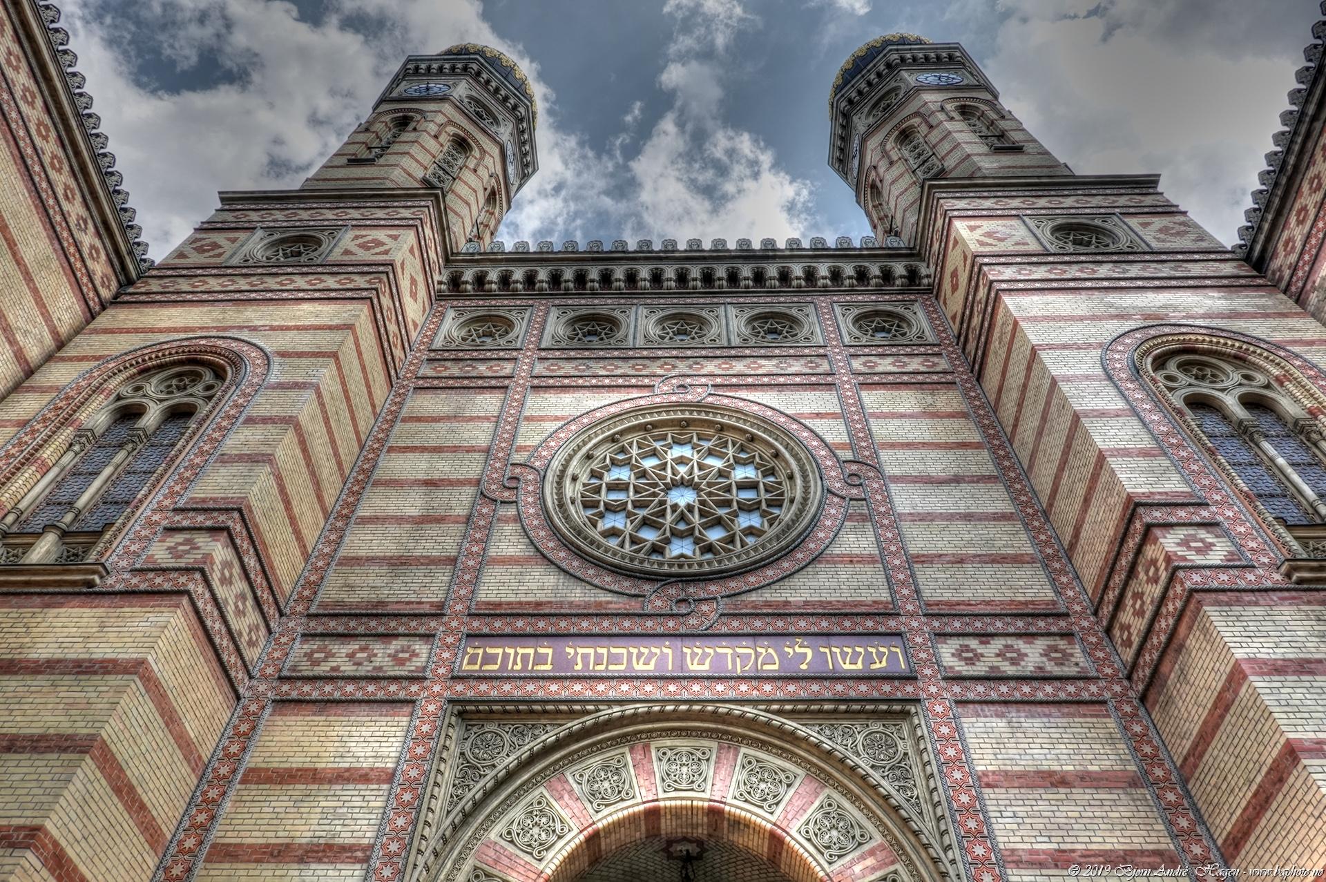 Synagoge Dohány 4