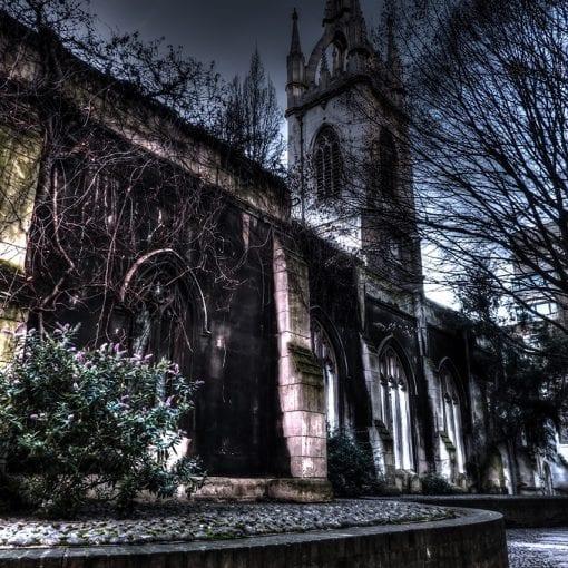 St Dunstan's-in-the-East 2