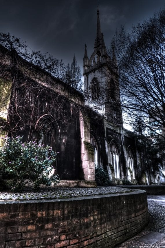 St Dunstan's-in-the-East 2