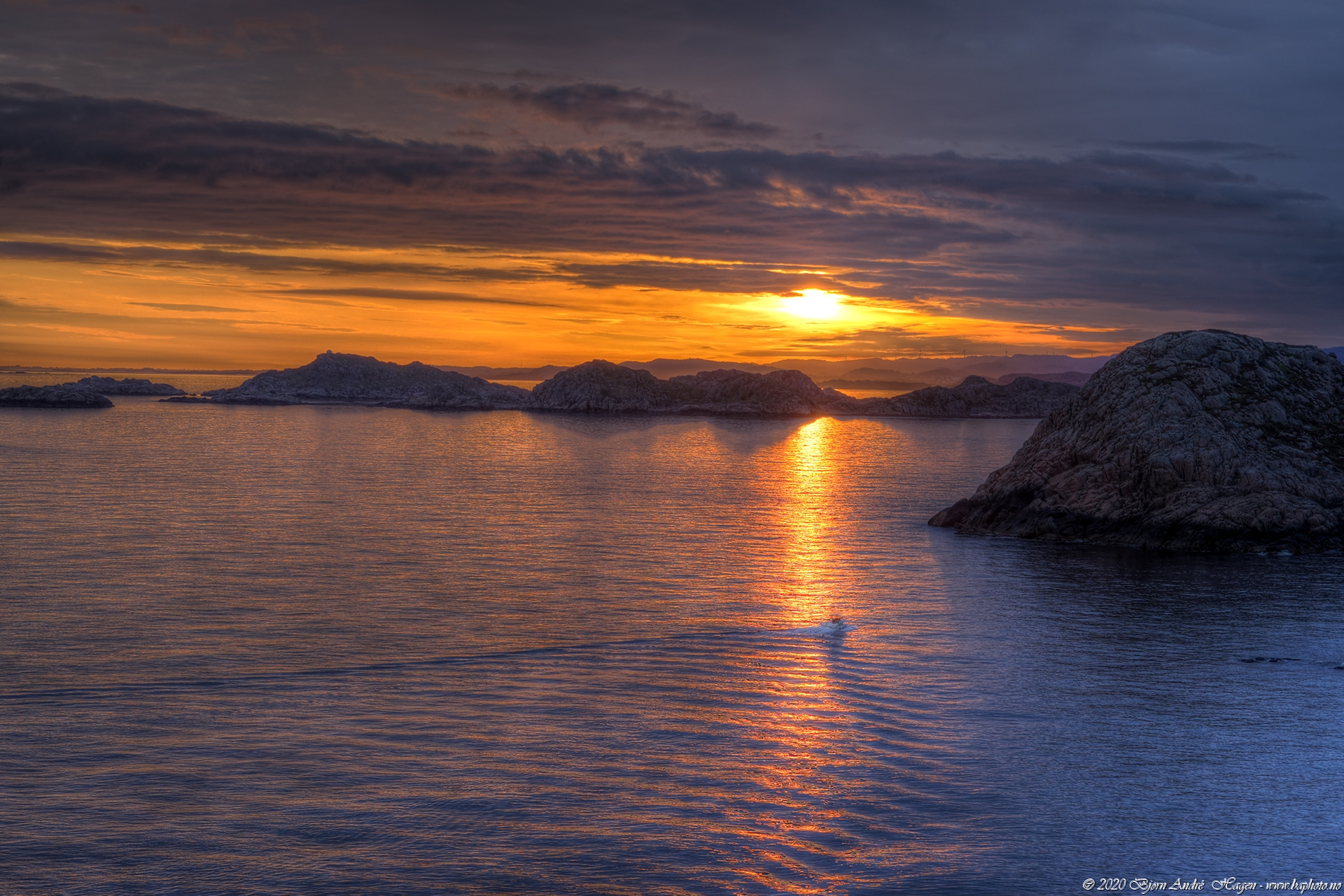 Lindesnes Sunset