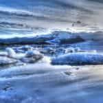 Glacier lagoon 2020 4