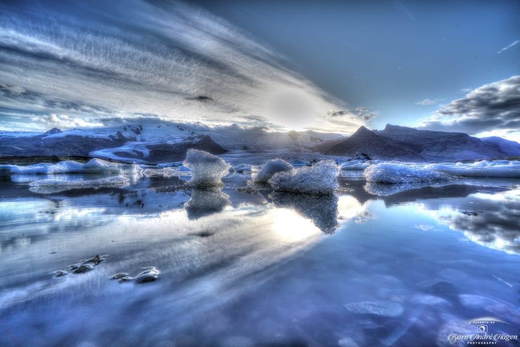 Glacier lagoon 2020 5