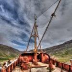 BA64 Gardar deck