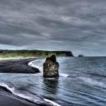 Black beach 2020 Coast
