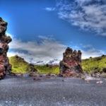 Dritvik Djúpalónssandur Snæfellsjökull