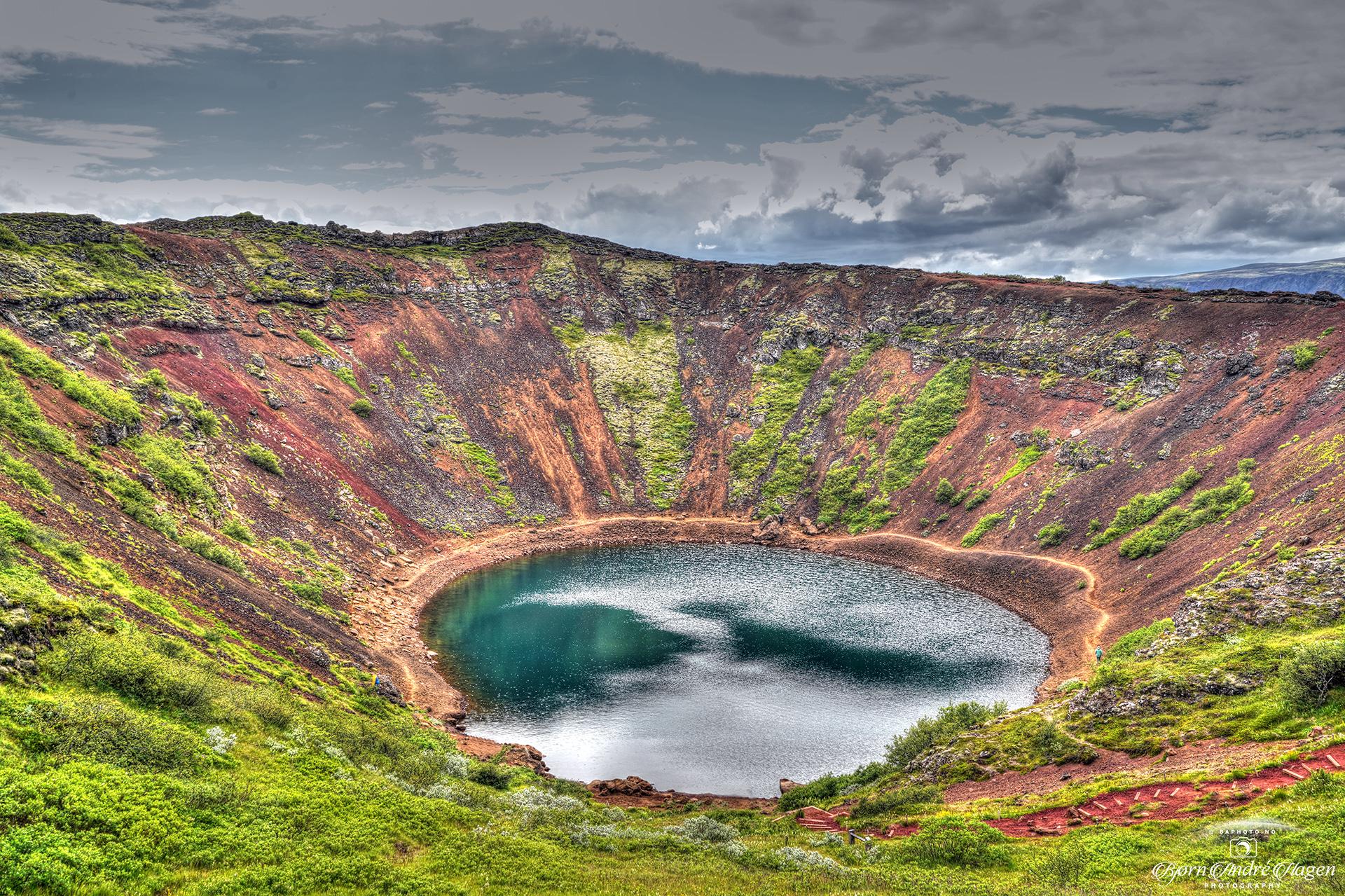 Kerid Crater 2
