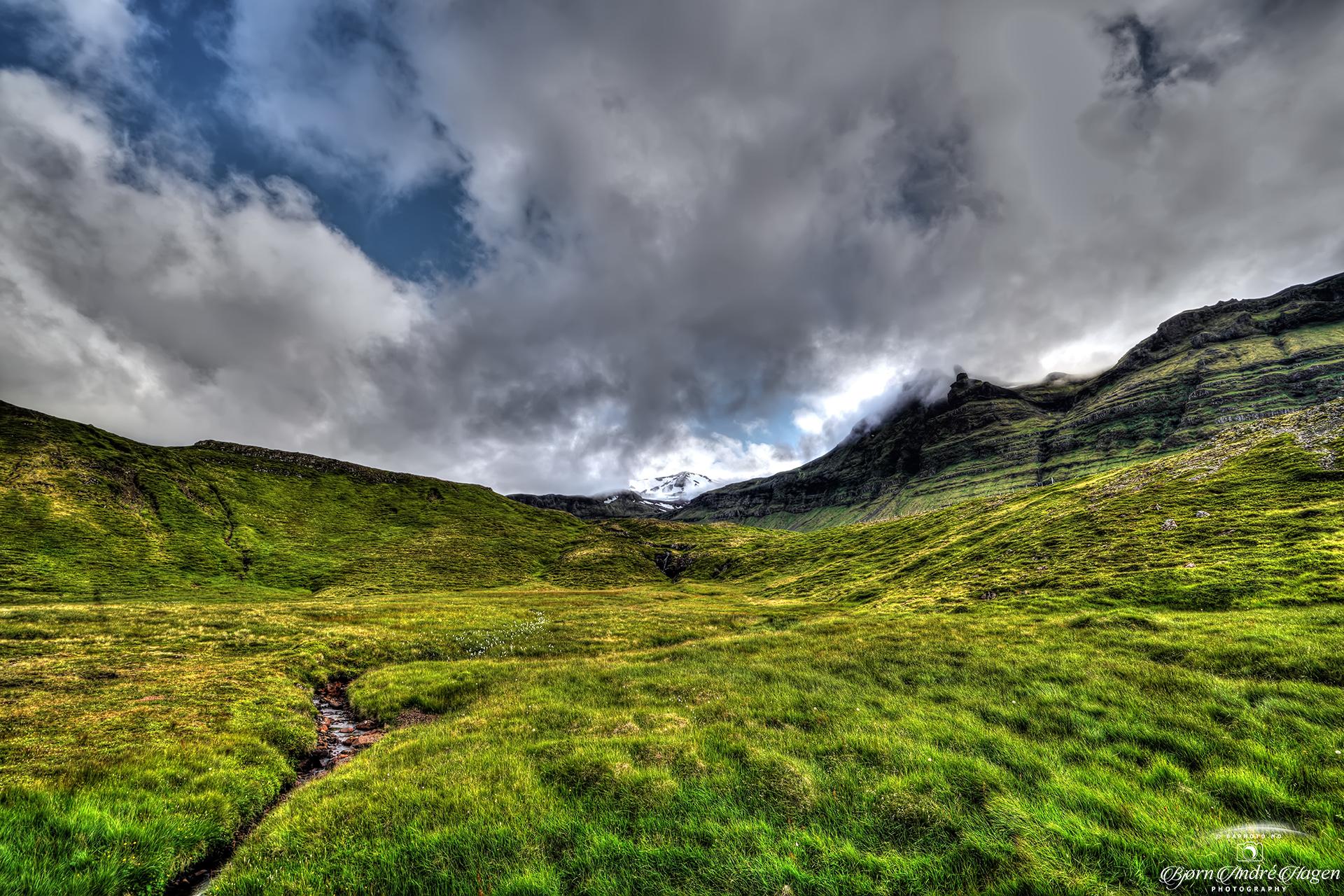 Grundarfjörður landscape