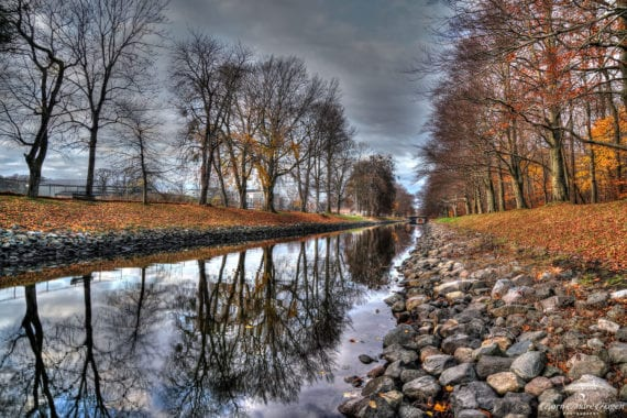 Hortens kanalen Fall 2020