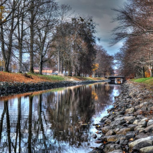 Hortens kanalen Fall 2020 2