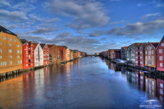 Nidelva Trondheim