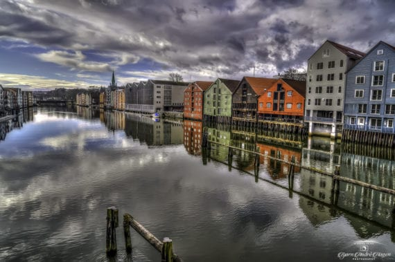 Nidelva Trondheim 2