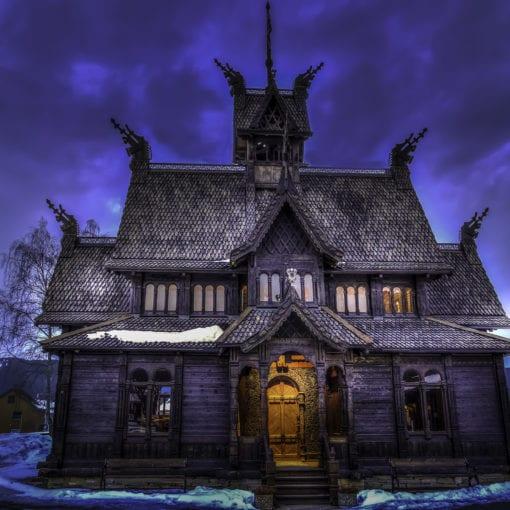 Thamspaviljongen - The Norway Building