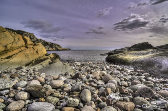 Ula rocky beach