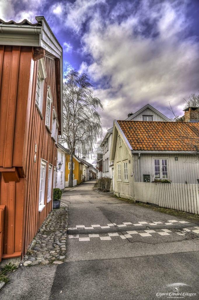 Nordbyen Tønsberg April 2021