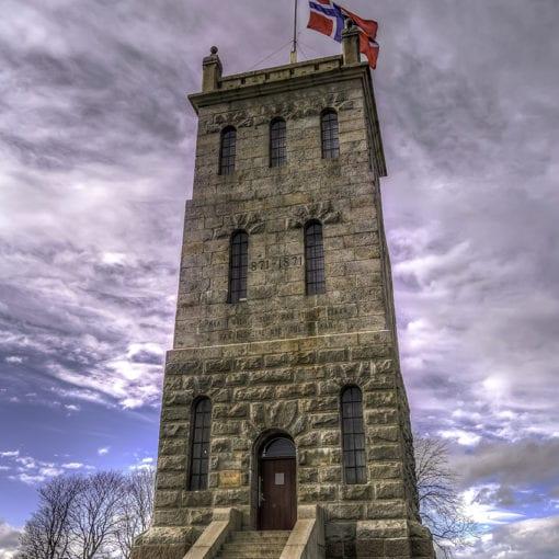 Slottsfjell April 2021 #1
