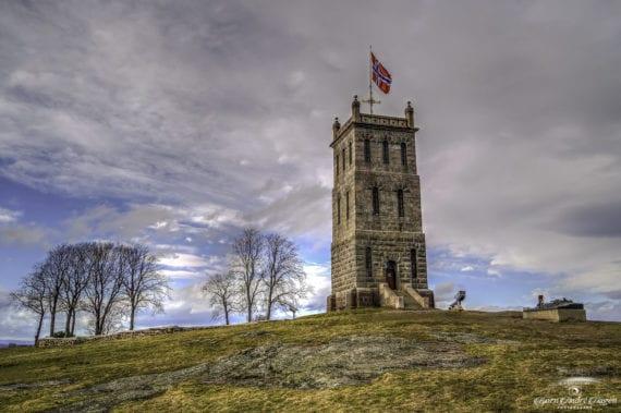 Slottsfjell April 2021 #2