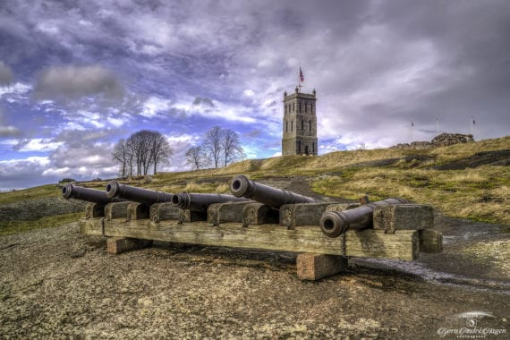 Slottsfjell April 2021 #3