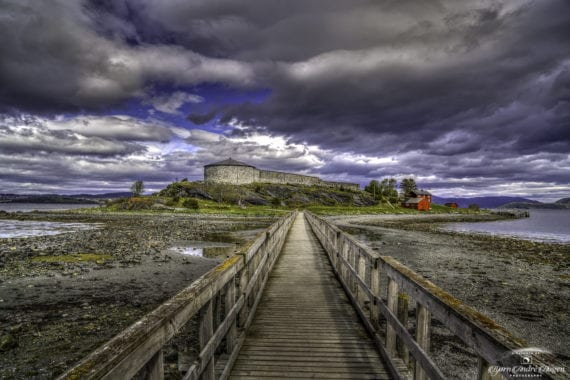 Steinvikholmen slott #1